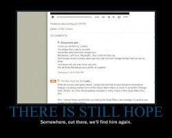 Motivation - There is still hope by Songue