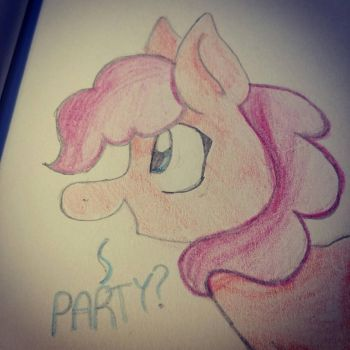 Pinkie pie  by masyw662
