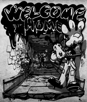 Welcome HOME by theWeakFreak