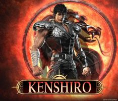 Mortal Kombat DLC Kenshiro by ultimate-savage