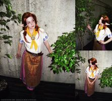Malon Cosplay Tests by NailoSyanodel