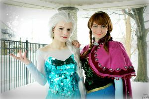 Frozen- Princess' by Whimsical-Angel