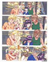 Hinata Take the Lead... Kinda by Labbess