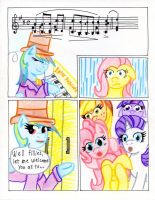 Fluttershy and the Rainbow Factory P. 15 by The1King