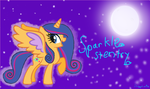 Sparkle Sentry Desktop Background by Stephaniekelly