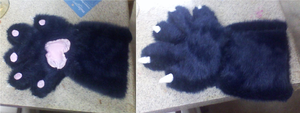 Fur Paw For Sale (CRAPPY CAMERA IS CRAPPY) by xXAngelicHellWolf2Xx