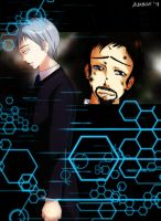 You're a friend Jarvis by Albablue