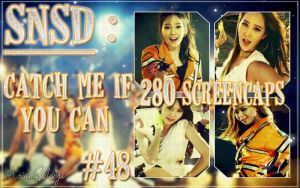 SNSD - CATCH ME IF YOU CAN |ScreenCaps MV #48| by ArianaMoya