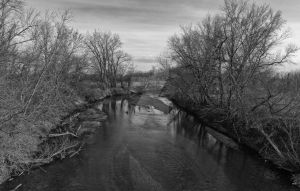 Skunk River At Maxwell by lividity101