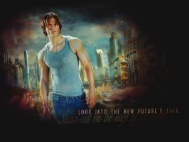 SPN - On the edge of the earth by DaaRia