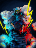 AT: The Tower by cold-nostalgia