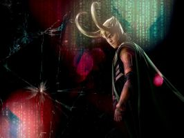 Loki by bubblenubbins