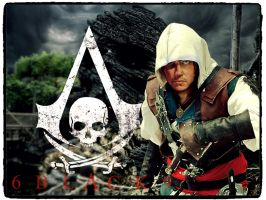 Assassins Creed SixBlackNine by EmoHoodieDude