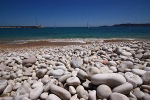 Pebbles by CAStock