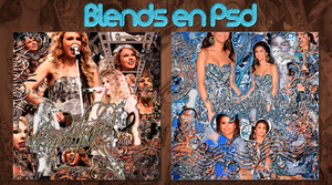 Blends en Psd (Enchanted y Who Says) by ChiariEnchancerGomez