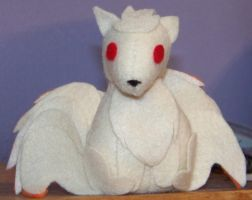 Ninetales Bell Plush by darlimondoll
