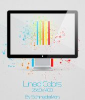 Lined Colors HD by SchneiderStudios