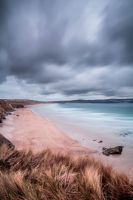 Stormy Beach by kbrimson