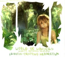 World of Wonders AB preview by Fenrin-kun