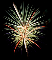 2012 Fireworks Stock 38 by AreteStock