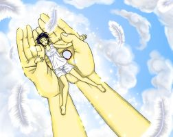 In Better Hands-raise me up by InYuJi
