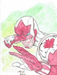 Captain Canuck - 2016 by StevenWilcox