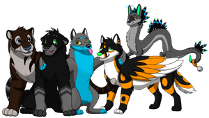 Group Photo by ripple09