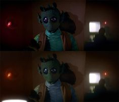 Greedo Shoot by AggeIw