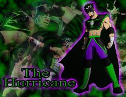 The Hurricane Poster by Mono-Phos