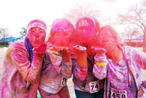 The Color Run 15 by SublimeBudd