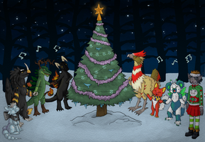 A Whoville Mistmas by Chari-Artist