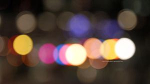 crazy bokeh.. by makar0nka