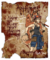 Ash Creek App--Riley Schroeder by Little-Imp-Rin