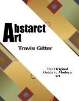 Abstract Art Book Cover by tjgitter