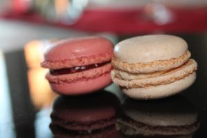 Macaroons 3 by HeartsxxEmma