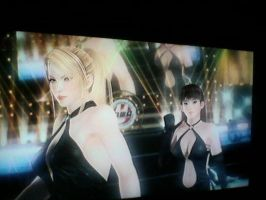 DOA5: We're No Pushovers Sweetie by TheRumbleRoseNetwork