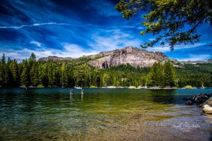 Summer on Silver Lake by StephGabler