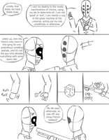 The Suits Page 10 sketch by adrius15