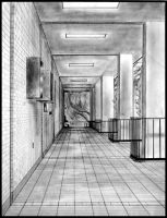USF Hallway by German-Blood