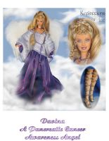 Davina, an Awareness Angel by ReflectionsByIce