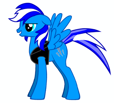 Frost Bolt - updated- by Flutterspaz12543