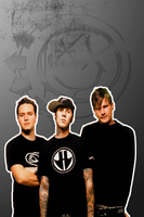 Blink 182 iPhone Wallpaper by cutielou