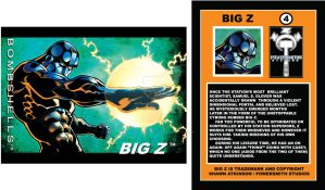 Big Z Card (front and back) by ShawnAtkinson