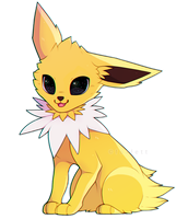 Electrifyingly Cute by foxlett
