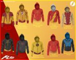 Flash Hoodies! by prathik
