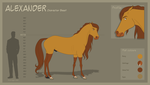 Alexander -Character Sheet OLD by Wild-Hearts