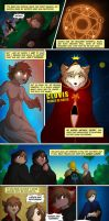 The Dragon Masquerade: Promo Comic by Twokinds