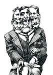 THE CLUMP OF PSYCHOLOGISTS by DonPixe