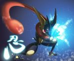 mizu no shinobi  Greninja by KickTyan