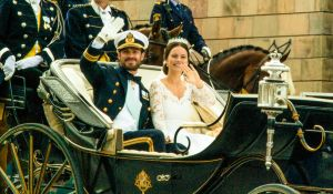 Wedding of Prince Carl Philip and Sofia Hellqvist by JonathanJohansson89